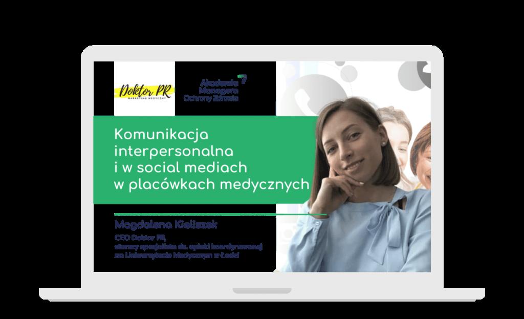 Komunikacja interpersonalna i w SM