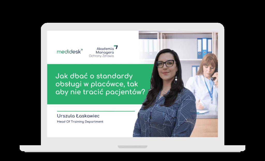 Jak dbać o standardy obsługi pacjenta